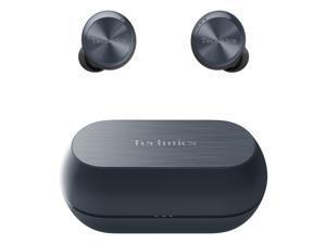 Technics EAH-AZ70W Bluetooth True Wireless Noise Cancelling Earbuds (Black)