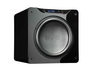 "SVS SB16-Ultra 1500 Watt DSP Controlled 16"" Subwoofer (Piano Gloss Black)"