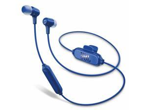 JBL E25BTBLU Wireless In-Ear Headphones - Blue