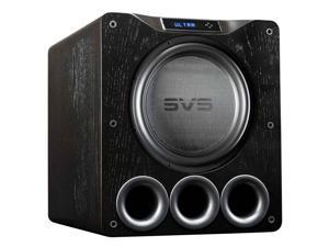 "SVS PB16-Ultra 1500 Watt 16"" Ported Cabinet Subwoofer (Black Oak Veneer)"