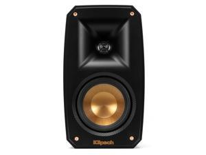 Klipsch Reference 5.1 Theater System with Satellite Speakers, Center Speaker, and Subwoofer (Black)