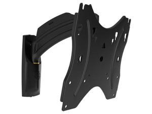 SMALL THINSTALL SINGLE SWING ARM WALL MOUNT - 10 EXTENSION