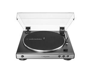 AUDIO TECHNICA AT-LP60X-GM FULLY AUTOMATIC BELT-DRIVE