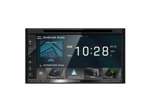 "Kenwood DDX6706 6.8"" DVD Touchscreen Receiver w/ Apple CarPlay & Android Auto"