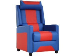 Recliner Chair Gaming Chair Reclining Sofa Single PU Leather Home Theater Seating Gaming Sofa for Living Room Furniture