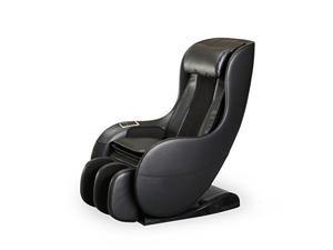 Zero Gravity Shiatsu Massage Chair, BestMassage Recliner Curved Video Gaming Chair SL Track With Heater