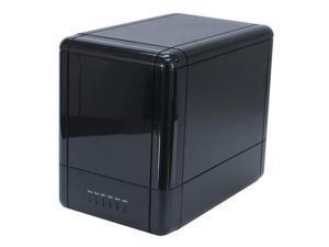 SEDNA - 4 Bay Gigabit NAS / USB 3.0 DAS RAID Enclosure