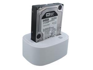 "SEDNA - USB 3.0 2.5"" / 3.5"" SATA III HDD Docking - Support Win 8 UASP, Ultra Fast"