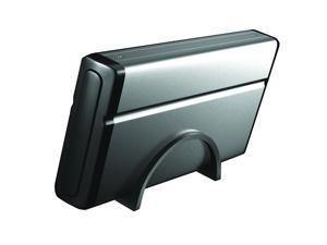 "SEDNA - USB 2.0 / eSATA 3.5"" SATA II HDD case with free 2 Port eSATA Floppy Bay Front Panel (Black)"