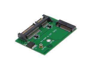 "SEDNA - M2 - B Key SSD ( SATA III ) to 2.5"" SATA Adapter Card"