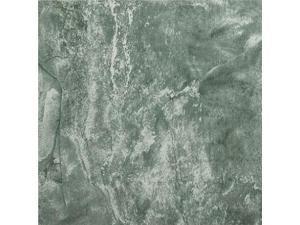 Creative Home: Nexus Vinyl Self Stick Tile: 422 Verde Marble Vein: 1 Box 20 Tiles: Covers 20 Sq. Ft.