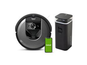 iRobot Roomba i7 7150 Wi-Fi Connected Robot Vacuum with Virtual Wall Barrier