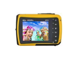 Bell+Howell 12MP Waterproof Digital Camera (Yellow)