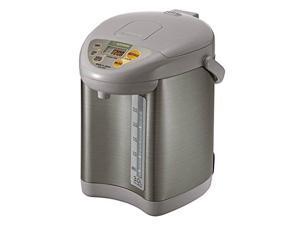 Zojirushi CD-JWC30 Micom Water Boiler and Warmer (101oz, Silver Gray)