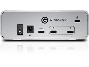 G-Technology G-DRIVE 10TB External Hard Drive with Thunderbolt 3