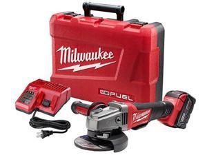 """Milwaukee Electric Tool GIDDS2-2473523 M18 18V Grinder, 4-1/2"""""""