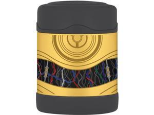 Thermos Funtainer Vacuum Insulated Stainless Steel Food Jar ( Star War C-3PO)