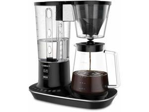 Cuisinart DCC-4000 12-Cup Programmable Coffee Center (Black)