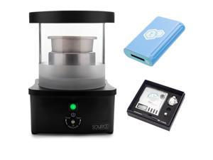 Source Turbo by ExtractCraft, tCheck 2 Potency Tester (Blue) with Expansion Kit