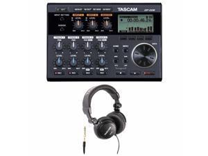 Tascam DP-006 Digital 6-Track Portable Multi-Track Recorder with Headphones