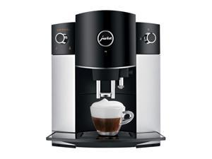 Jura D6 Automatic Coffee Machine (Platinum)