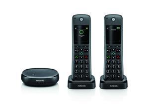 Motorola AXH02 2 Handset Telephone System