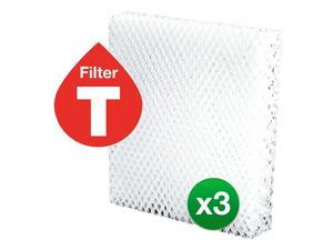 Replacement Humdifier Filter Filter T Fits Honeywell HEV620B Humdifier-3 pack