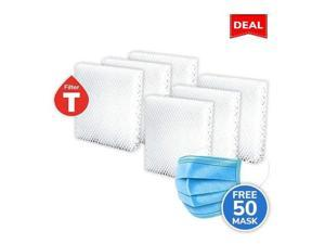Replacement Humdifier Filter Filter T Fits Honeywell HEV620B Humdifier-6 pack