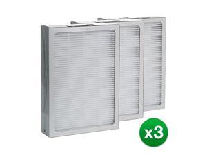 3 Pack Replacement Purifier Filter for Blueair Classic 450E 455EB Series