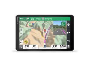Garmin RV 890 8 Inch Touch Screen GPS FREE Lifetime Maps & Traffic Updates