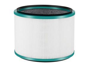 REP Purifier Filter for Dyson 96812503 HP00 HP01 HP02 HP03 DP01 and DP03 (1Pack)