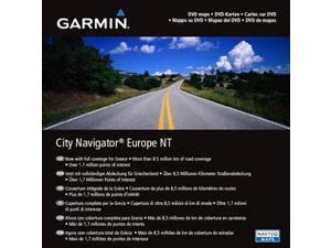 Garmin City Navigator NT Europe v9  Navigational Software