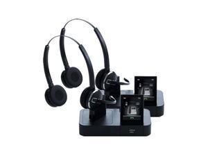 Jabra Pro 920 Mono Manual Wireless Headset System w/ Noise-Canceling  Microphone(2 Pack) - Newegg com