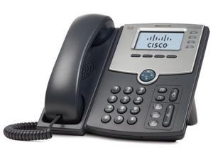 Cisco SPA-504G 4 Line IP Phone With Display PoE and PC Port