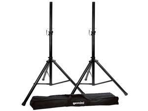 Gemini ST-Pack Speaker Stands w/ Bag (pair)