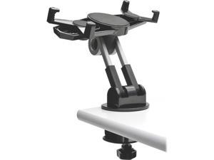 Tripp Lite DDR0710SC Full-Motion Universal Tablet Desk Monitor Mount Clamp Stand - Mounting Kit ( Desk Clamp Mount, Flexible Arm ) For Tablet - Plastic, Metal - Black - Screen Size: 7 Inch - 10 Inch -