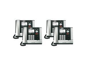 Vtech ErisBusiness UP406(4 Pack) 4 Line Corded Extra Handsets