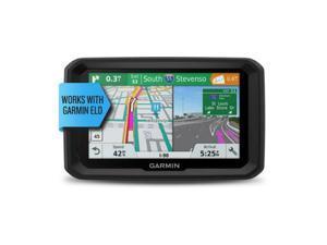 Garmin dezl 580LMT-S 5 GPS Truck Navigator, Automotive GPS