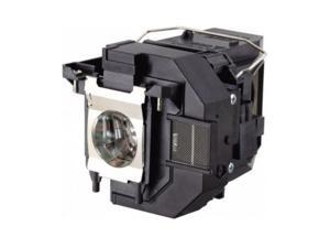 Epson V13H010L95  OEM Replacement Projector Lamp . Includes New Ushio UHE 300W Bulb and Housing