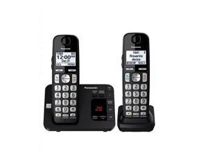 b7dcb98b4 Panasonic KX-TGE432B 2 Handset Cordless Phone