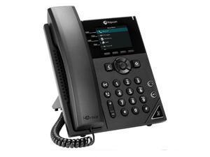 Poly 250 Ip Phone - Corded - Corded - Desktop Wall Mountable