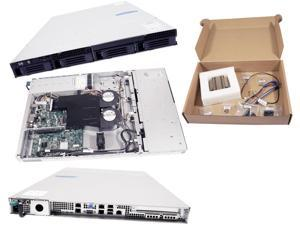 Intel Server System SR1695GPRX1AC Barebone System - 1U Rack-mountable - Intel 3420 Chipset - Socket H LGA-1156 - 1 x Processor Support
