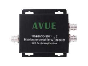 Avue SDE-12RN Avue SDE - 12RN Distribution Amplifier & Repeater - 1920 x 1080