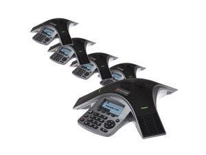 Polycom 2200-30900-025 SoundStation IP 5000 Conference Phone (POE) -  Newegg com