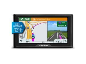 Garmin Drive 61LMT-S GPS Vehicle Navigation System with FREE Lifetime Map Updates US And Canada