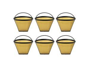Replacement Coffee Filter for Mr. Coffee GTF3NP (6-Pack) Replacement Coffee Filter
