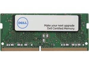 Dell 8GB DDR4 SDRAM Memory Module - For Notebook - 8 GB - DDR4-2400/PC4-19200 DDR4 SDRAM - CL15 - 1.20 V - Non-ECC - Unbuffered - 260-pin - SoDIMM