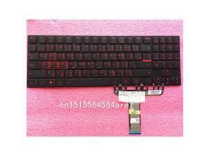 Thaise Originele laptop Lenovo Legioen Y520 Y520-15IKBN Y720 Y720-15IKB met Verlicht Toetsenbord Thai SN20M27485