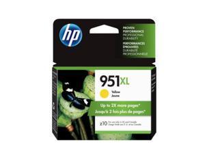 HP 951XL - High Yield - yellow - original - ink cartridge HP 951XL Ink Cartridge - Yellow - Inkjet - 1 Each - Retail