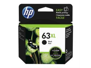 HP F6U64AN#140 63XL High Yield Original Ink Cartridge Black